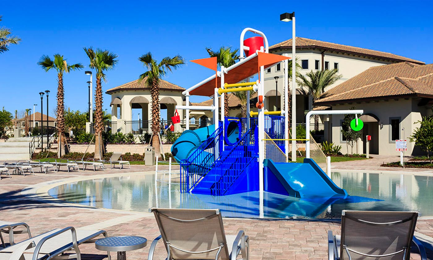 Waterpark at Championsgate Resort