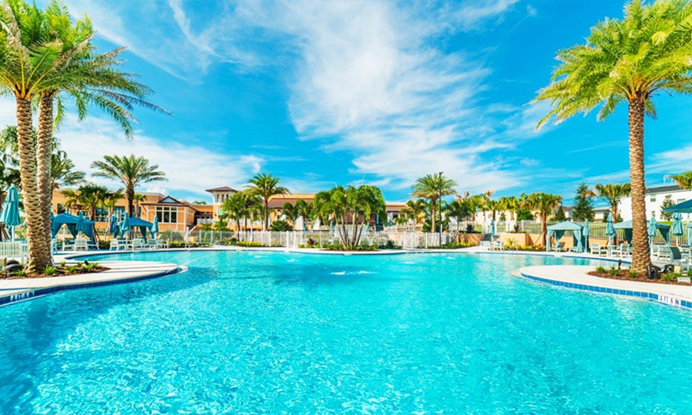 Pool at Solara Resort