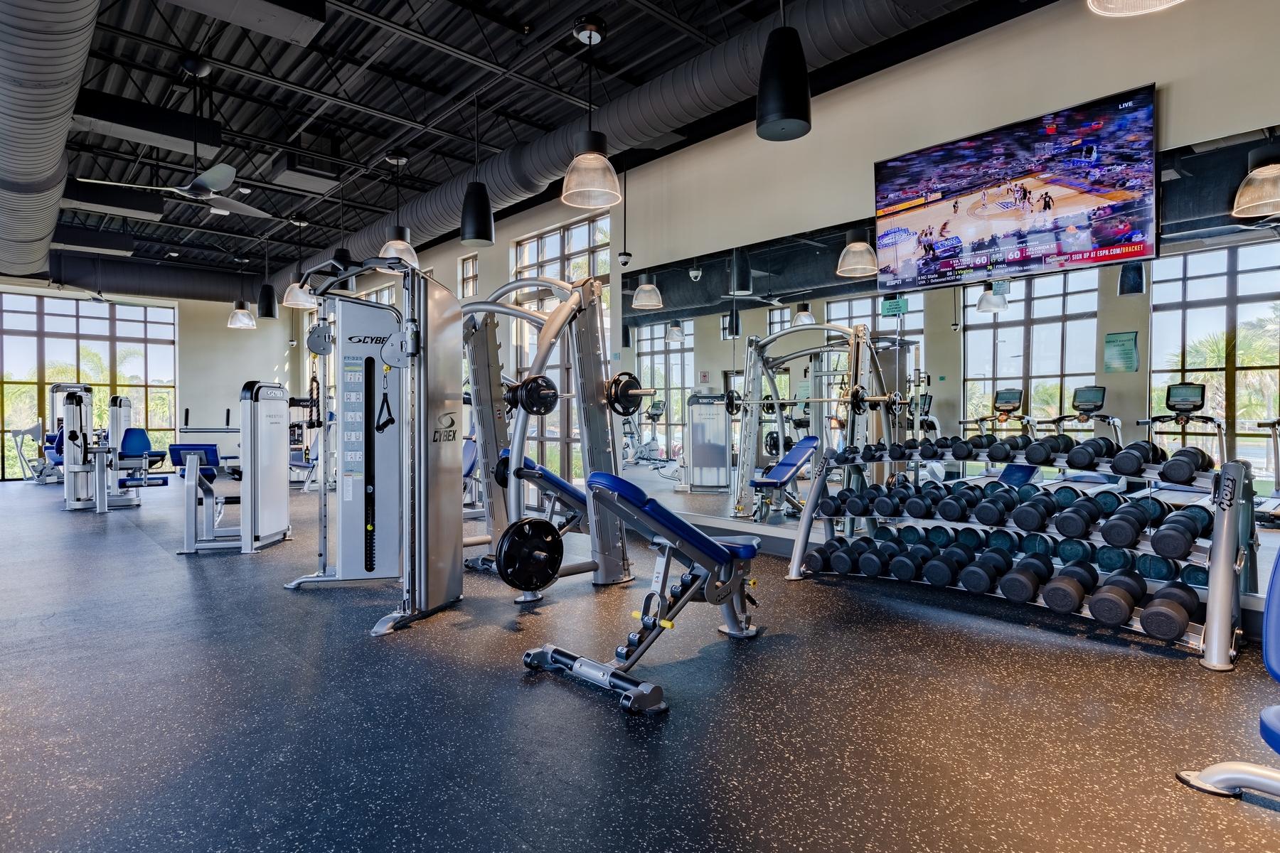 Solara Fitness Center