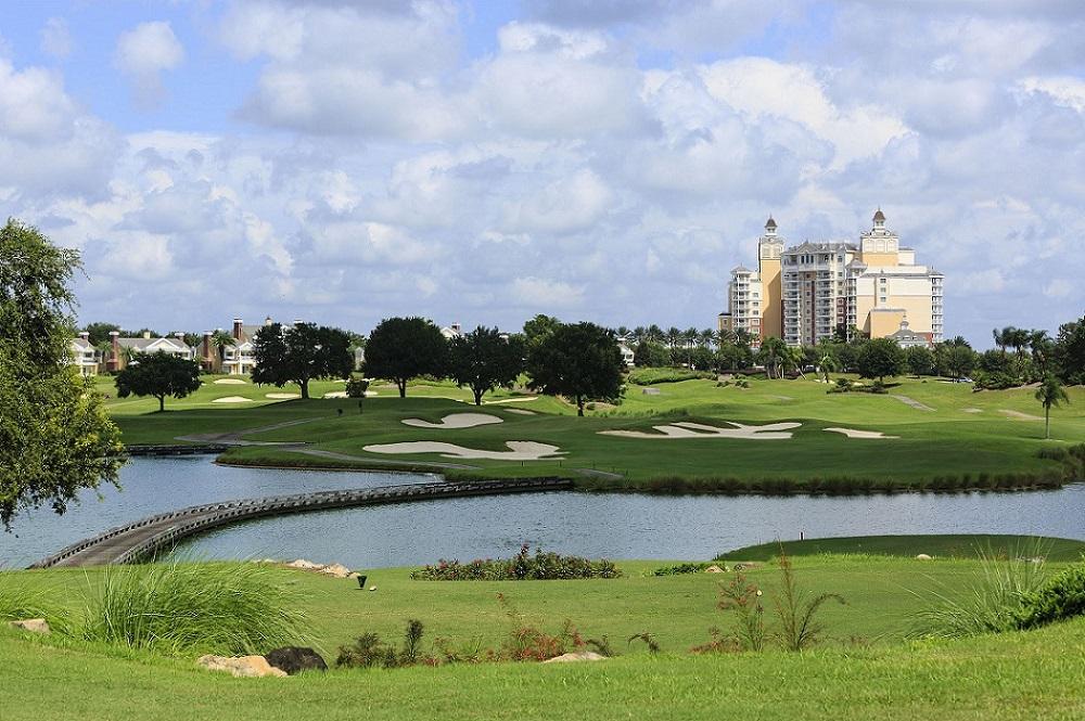 World Class Golf Reunion resort - Jeeves