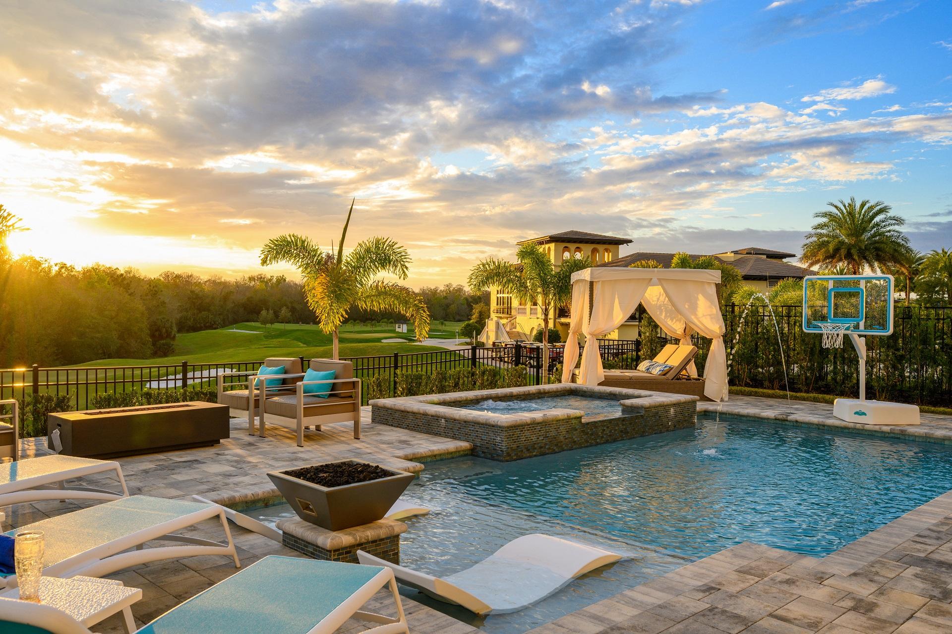 Jeeves Florida Rentals BD003 Pool