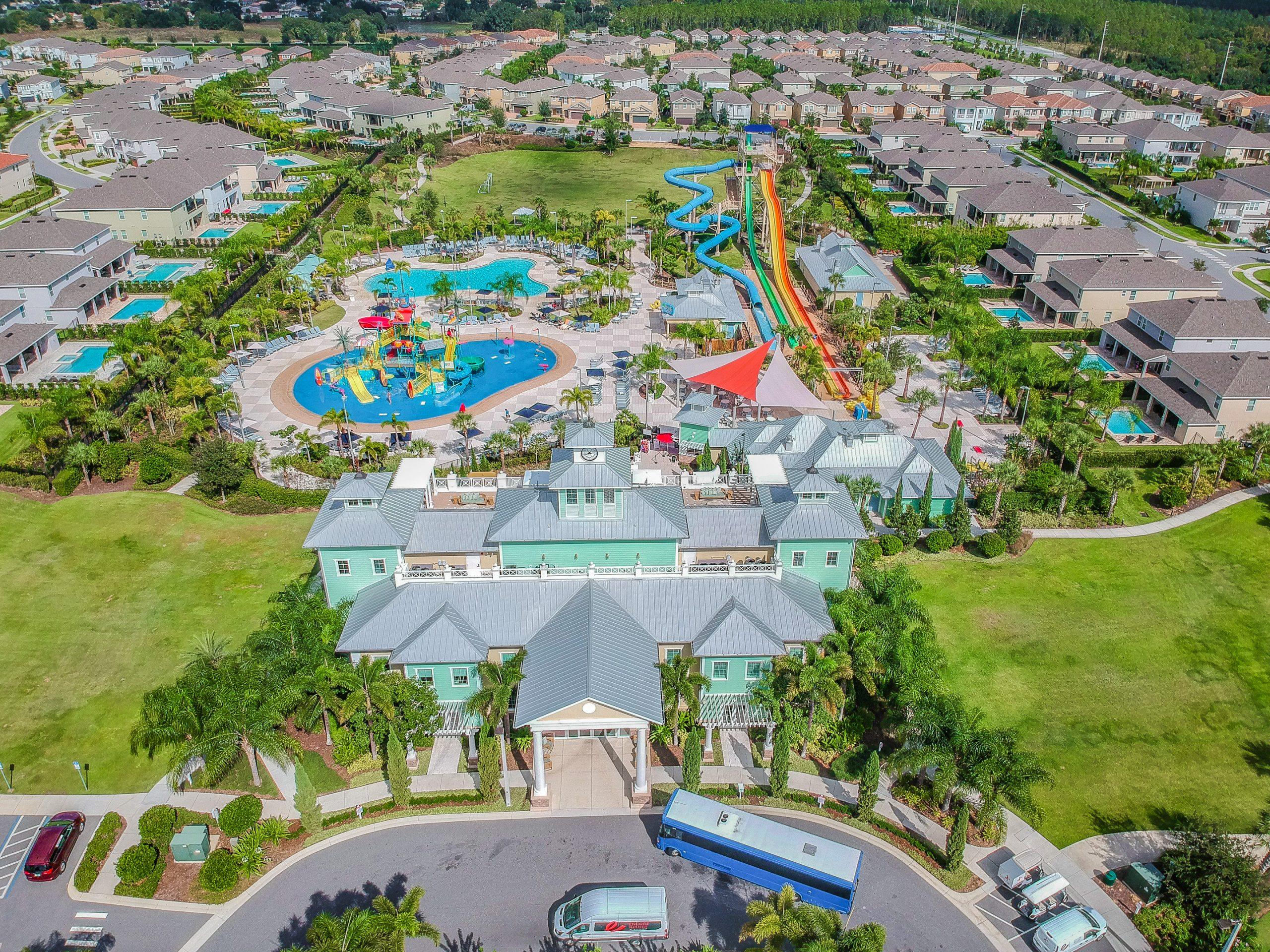 Encore Resort Water Park