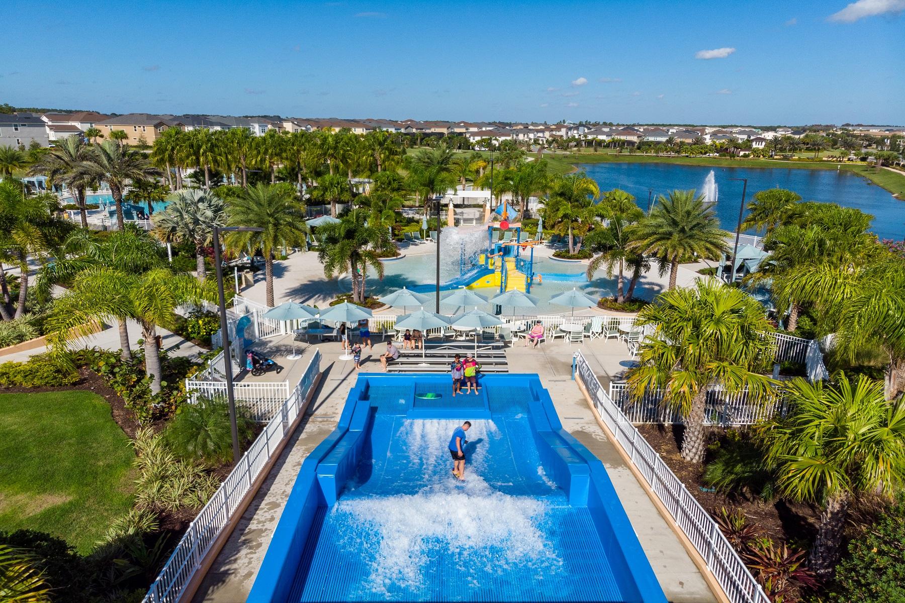 Solara Resort Flow Rider Water Park