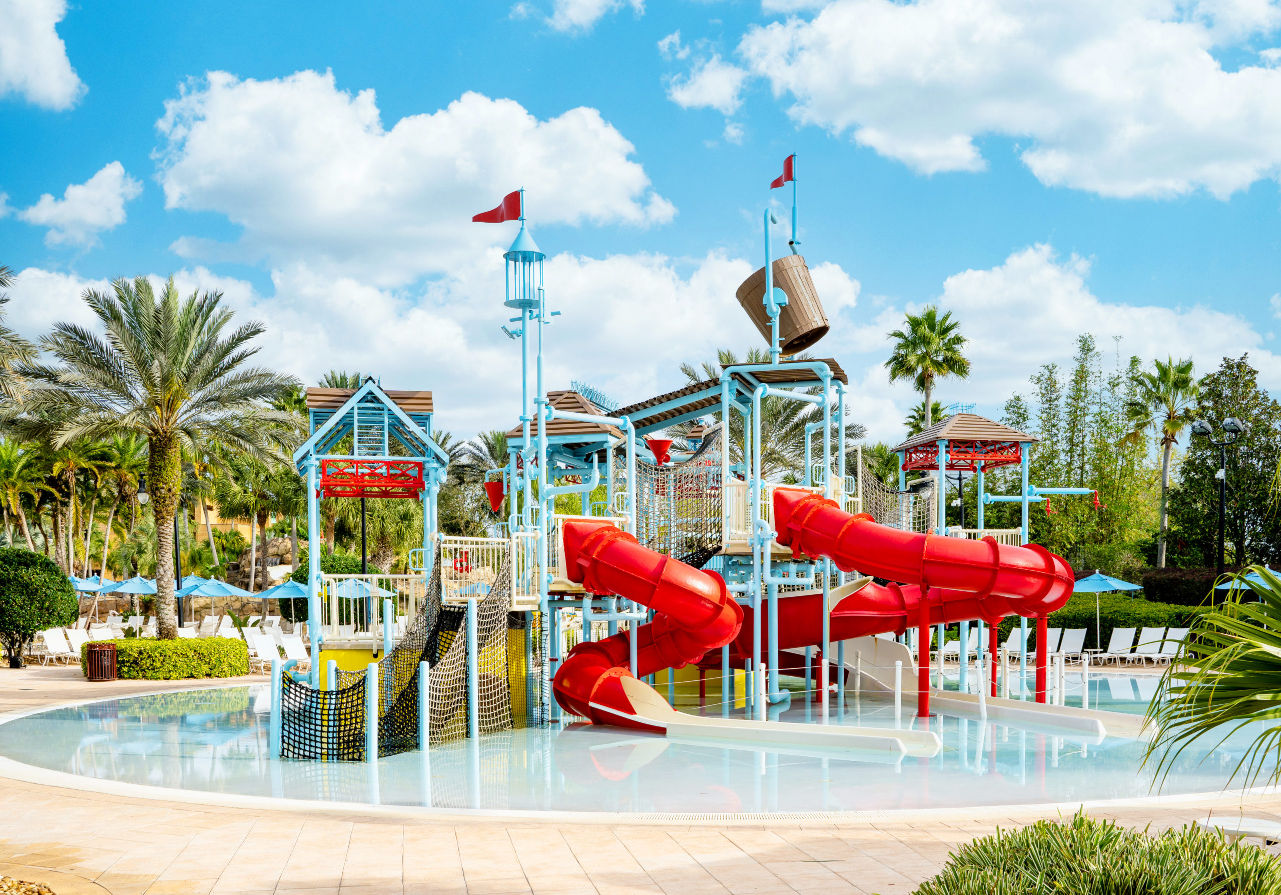 Reunion Resort Aquatic Playground
