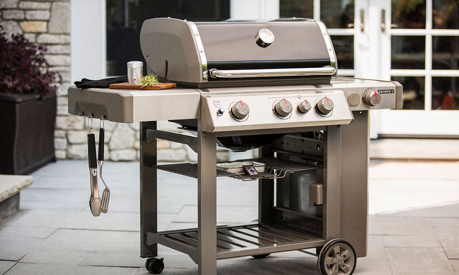 Jeeves Grill Rental